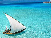 Maldivi, poročno potovanje, hotel Baros Island Resort