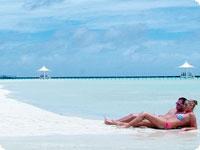 Maldivi, poročno potovanje, hotel Chaaya Island Dhonveli