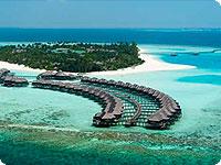 Maldivi, poročno potovanje, hotel Hilton Maldives Iru Fushi