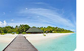 Maldivi, hotel Holiday Island Resort