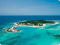 Maldivi, poročno potovanje, hotel Kandooma Island Resort