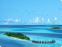 Maldivi, poročno potovanje, hotel Komandoo Maldives Island Resort