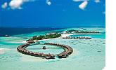 Maldivi, hotel Olhuveli Beach Spa Resort