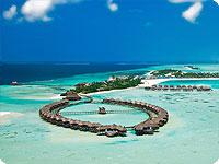 Maldivi, poročno potovanje, hotel Olhuveli Beach Spa Resort