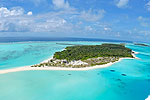 Maldivi, hotel Sun Island Resort