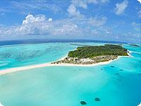 Maldivi, poročno potovanje, hotel Sun Island Resort
