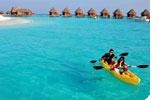 Maldivi, hotel Thulhagiri Island Resort