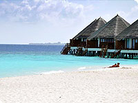 Maldivi, poročno potovanje, hotel Adaaran Select Meedhupparu