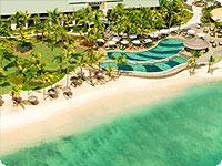 Poroka na Mauritiusu, hotel le Meridien