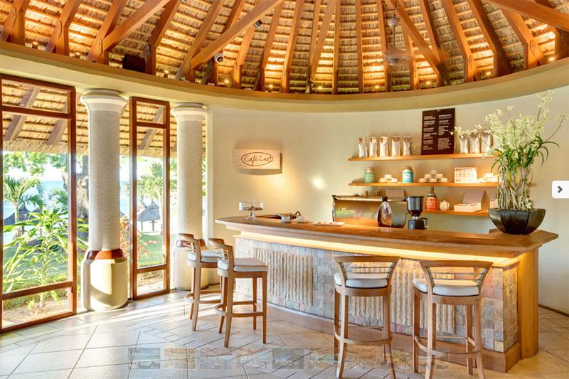 Počitnice Mauritius, hotel Lux Grand Gaube, bar