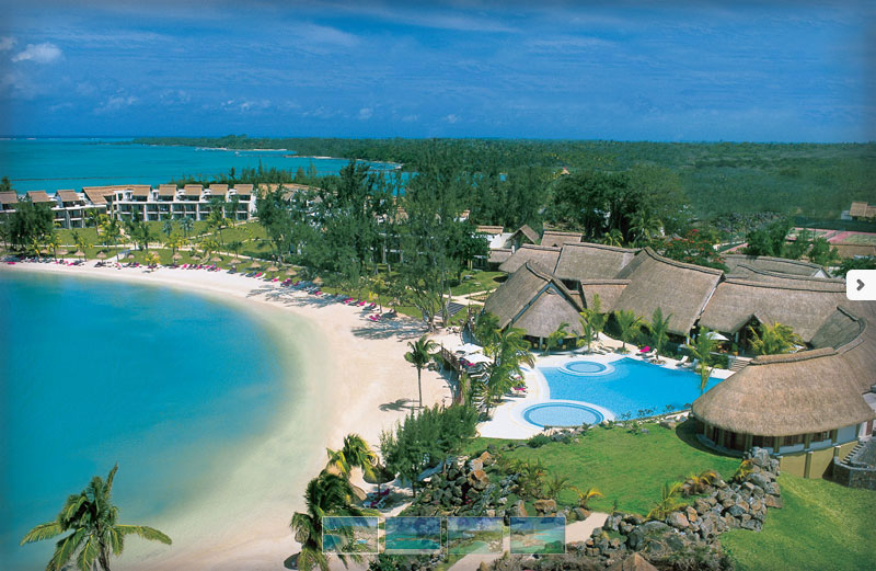 Počitnice Mauritius, hotel Lux Grand Gaube