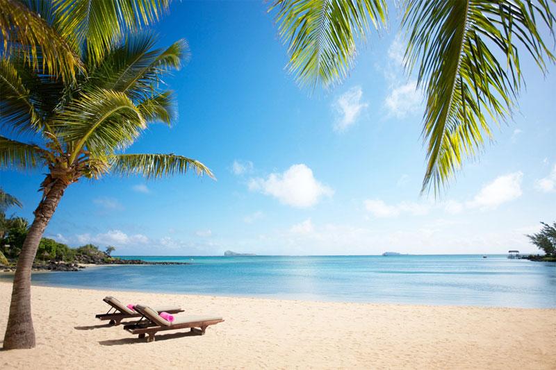 Počitnice Mauritius, hotel Lux Grand Gaube, plaža