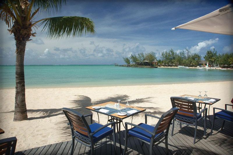 Počitnice Mauritius, hotel Lux Grand Gaube, restavracija