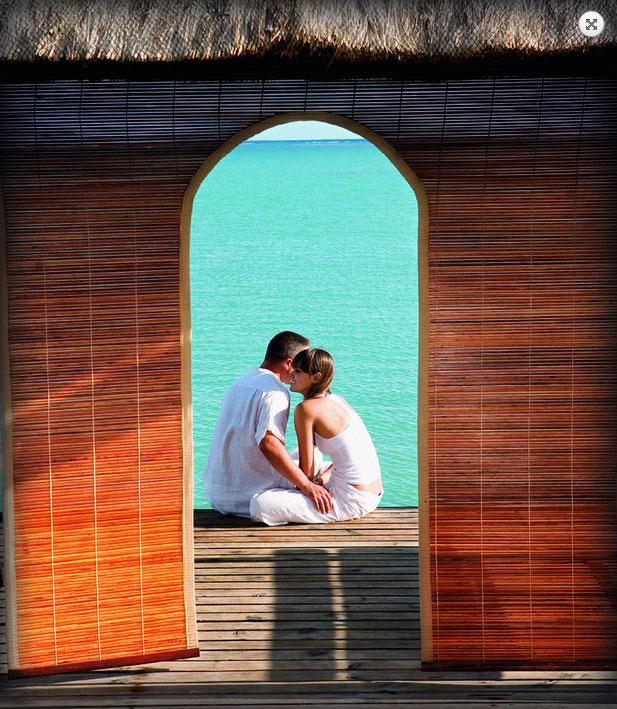 Počitnice Mauritius, hotel Lux Grand Gaube, mlaroporočenca