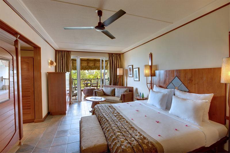 Počitnice Mauritius, hotel Lux Grand Gaube, soba junior suite