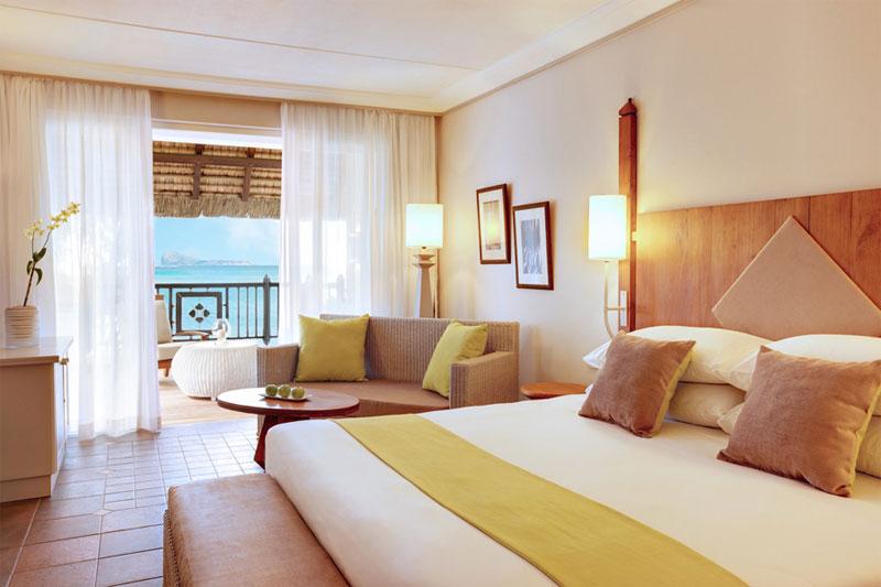Počitnice Mauritius, hotel Lux Grand Gaube, soba ocean superior