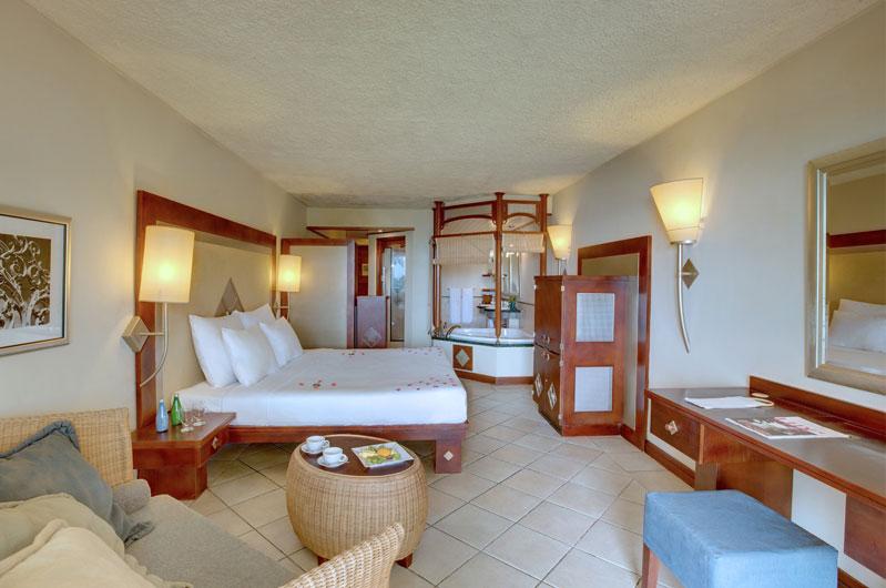 Počitnice Mauritius, hotel Lux Grand Gaube, soba superior