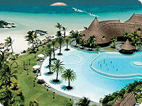 Mauritius hotel Lux Belle Mare poroka