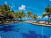 Poroka na Mauritiusu, hotel Merville Beach