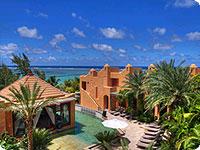 Mauritius, hotel La Palmeraie