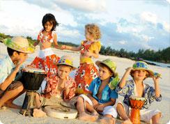 Mauritius, počitnice za družine