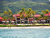 Poroka na Mauritiusu, hotel Tamassa