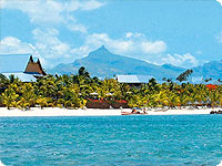 Mauritius, poroka, hotel Le Victoria, Beachcomber