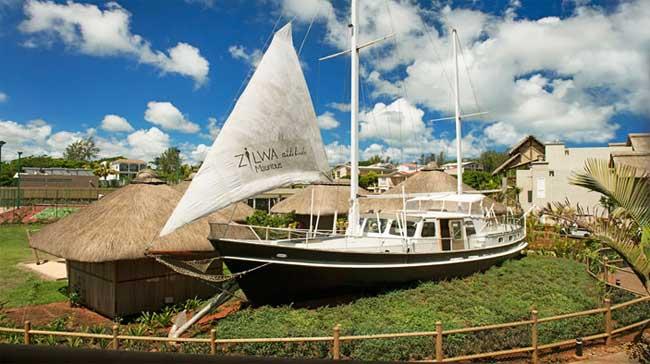 Mauritius, potovanje za družine, hotel Zilwa Attitude, mini klub