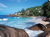 Sejšeli, poročno potovanje, hotel Banyan Tree