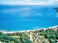 Poročno potovanje, Sejšeli hotel Berjaya Beau Vallon