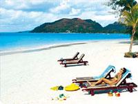 Sejšeli, poroka, hotel Berjaya Praslin Beach Resort