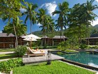 Sejšeli, poroka, hotel Constance Ephelia Resort