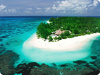 Sejšeli, poročno potovanje, hotel Denis Island Resort