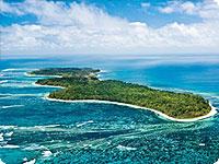 Sejšeli, poroka, hotel Desroches Island Resort