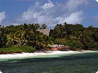 Sejšeli, poroka, hotel La Digue Island Lodge