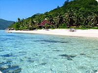 Poročno potovanje, Sejšeli hotel New Emerald Cove