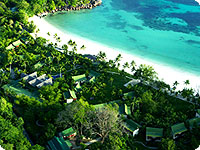 Sejšeli, poroka, hotel Paradise Sun