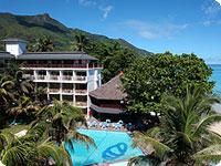 Sejšeli, poročno potovanje, hotel Coral Strand Smart Choice