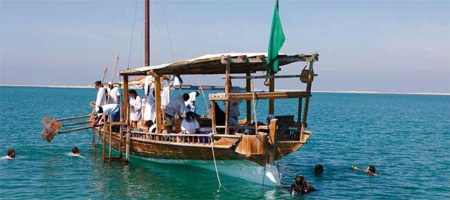 Dubai počitnice, hotel Jumeirah Beach Hotel, potapljanje