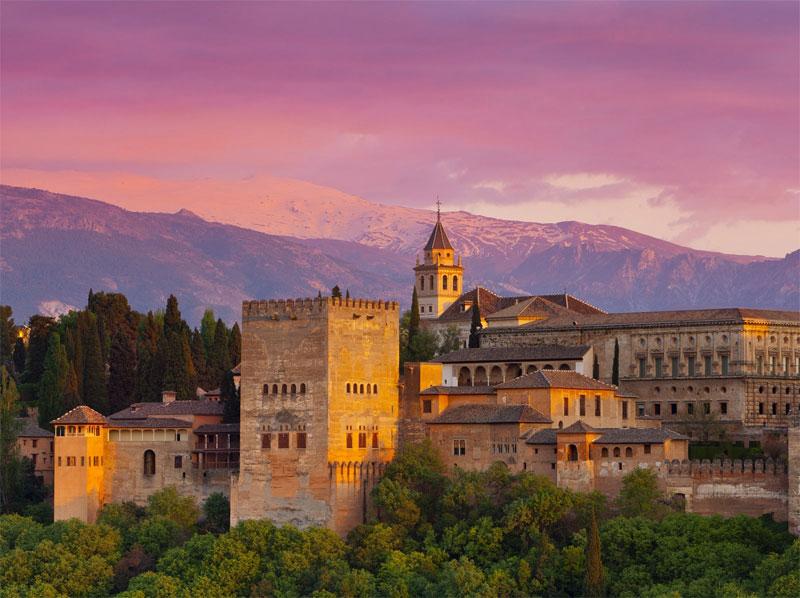 Španija, Granada
