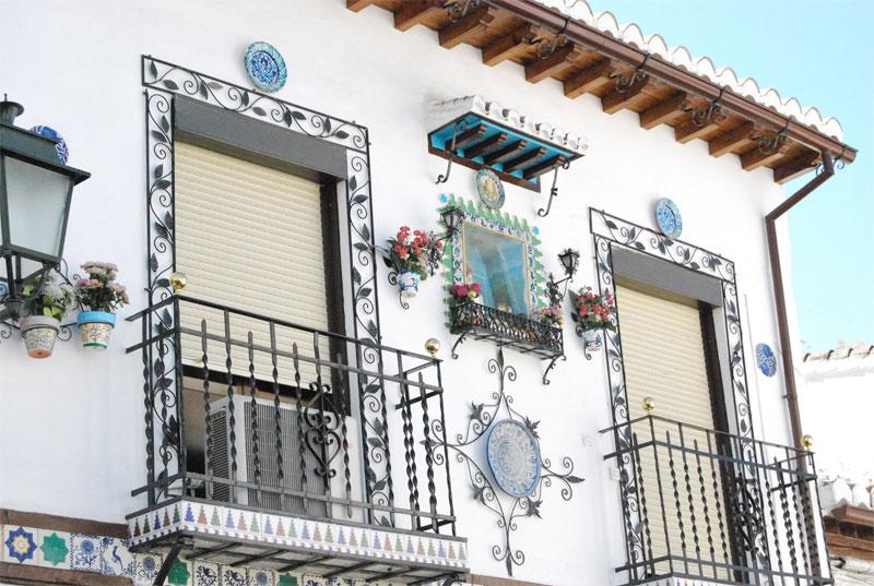Španija, Granada, Albaycin
