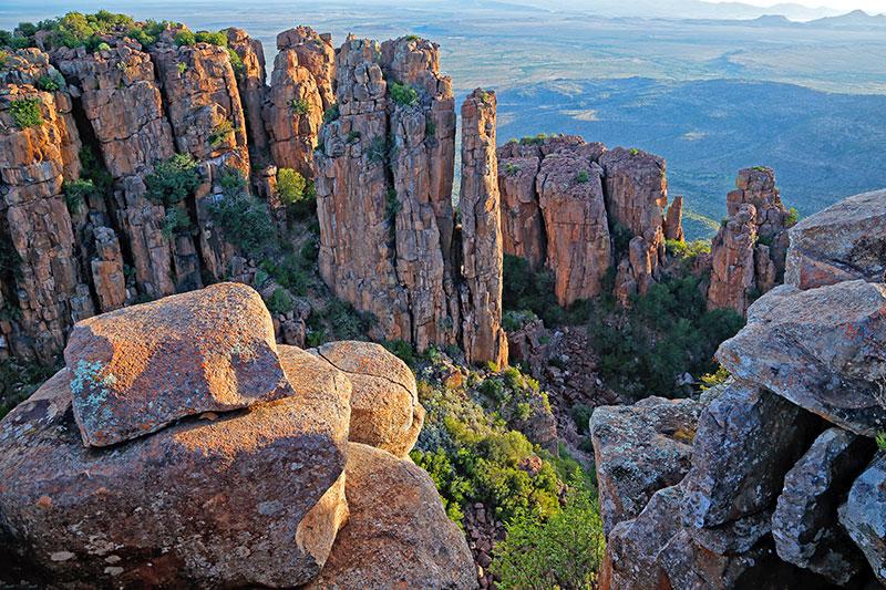 Potovanje Južna Afrika, Garden Route, Valley of Desolation