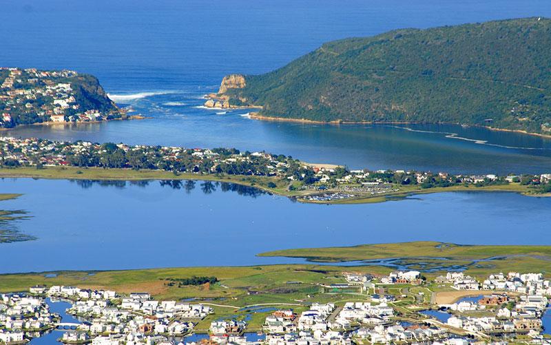Potovanje Južna Afrika, Garden Route, Knysna, The Heads