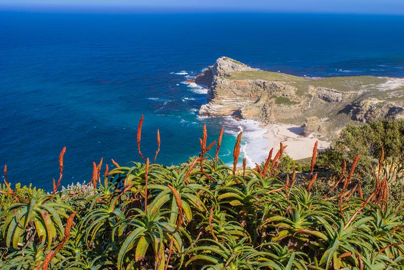Potovanje Južna Afrika, Garden Route, Kap Agulhas