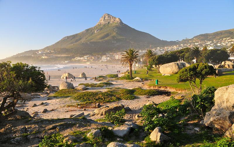 Potovanje Južna Afrika, Garden Route, Cape Town