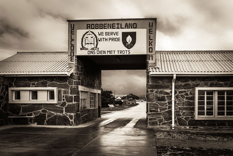 Potovanje Južna Afrika, Garden Route, Cape Town, Robben Island