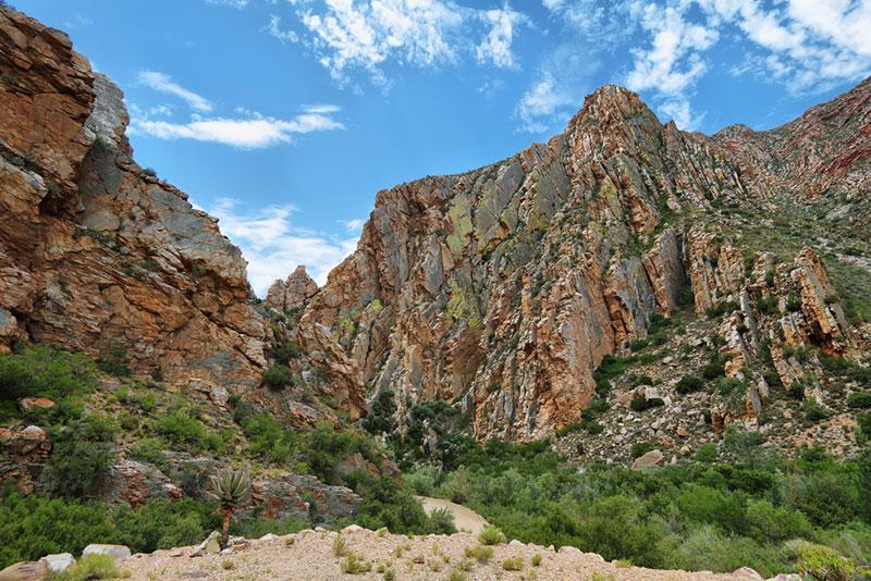 Potovanje Južna Afrika, Garden Route, park Swartberg