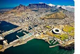 potovanje južna Afrika