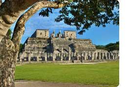 Srednja Amerika, Mehika potovanje, Odkrijte Jukatan