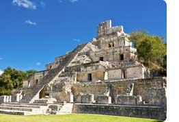 Srednja Amerika, Mehika potovanje, Visoka kultura Majev